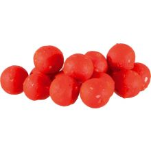MS-Range Mirco Fluo Boilies 50 g - 8 mm - Strawberry