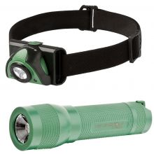 LED Lenser Set SEO3 & L7 Camo Green