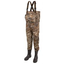 ProLogic Max5 XPO Neoprene Waders Boot Foot Cleated - 42/43