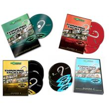 Korda Thinking Tackle 1-4 - DVD - Season 2