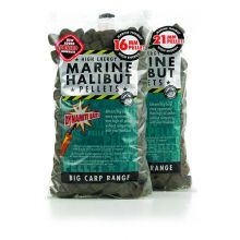 Dynamite Baits Marine Halibut Pellets Pre-Drilled - 21 mm