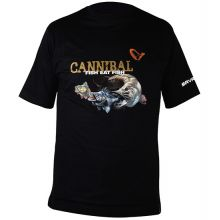 Savage Gear The Savage Cannibal T-Shirt - M