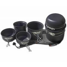 Trakker ArmoLife 4 Piece Cookware Set