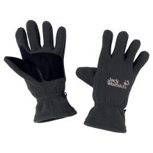Jack Wolfskin Artist Glove Shadow Black - L