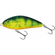 Salmo Fatso 100 mm - Real Hot Perch - Floating