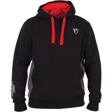 FOX-Rage Ribbed Hoody Black/Grey - S