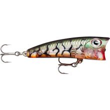 Rapala Ultra Light Pop 4 cm - Glass Lucent Tiger UV