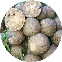 Beat Baits Banana Fish Boilies 20 mm 1 kg