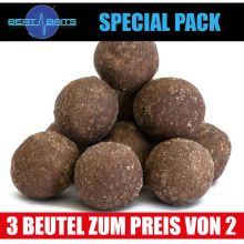 Beat Baits Special Pack Multifish Squid Boilies 20 mm - 3x1 kg