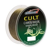 Climax Cult Camou Mask Sinking Braid - Meterware - 0,20 mm - 15 lb