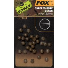 FOX Edges Camo Tapered Bore Beads 4 mm