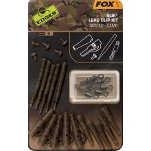 FOX Edges Camo Slik Lead Clip Kit Size 10