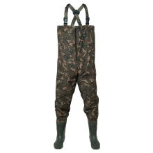 FOX Chunk Camo Lightweight Waders 44