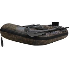 FOX 180 Inflatable Boat Camo Lattenboden