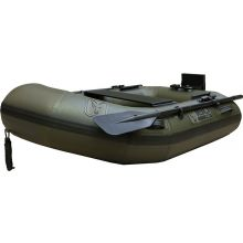 FOX 180 Inflatable Boat Green Lattenboden