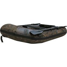 FOX 200 Inflatable Boat Camo Lattenboden