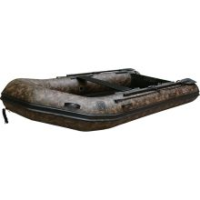 FOX 320 Inflatable Boat Camo Aluminium Boden