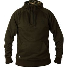 FOX Chunk® Dark Olive Quarter Zip Hoody XXL