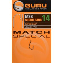 Guru Match Special Hook Barbed 10