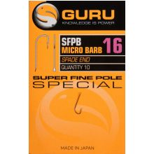 Guru Super Fine Pole Special Hook Barbed 16