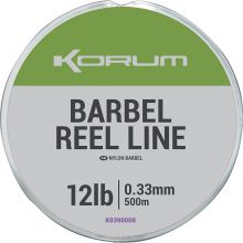 Korum Barbel Reel Line 500 m 12 lb 0,33 mm