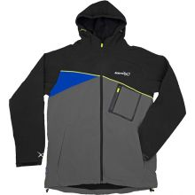 Matrix Soft Shell Jacket Black/Grey L