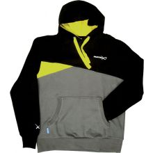 Matrix Hoody Black/Grey L