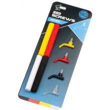 Nash Zig Screws Mixed