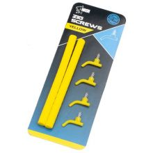 Nash Zig Screws Yellow