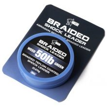 Nash Braided Shock Leader 25 m 50 lb