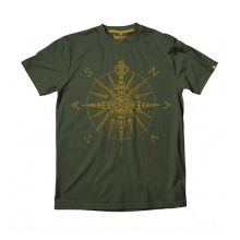 Navitas Direction Tee Green - M