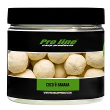 Pro Line Coated Pop Ups - Coco & Banana Core 15 mm