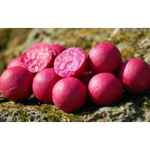 Carp Killers Pink Peach Boilies 1 kg - 16 mm