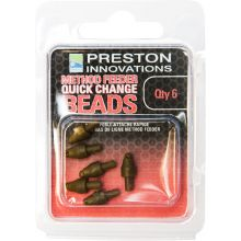 Preston Method Feeder In-Line Quick Change Bead