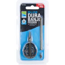 Preston In-Line Dura Banjo Feeder Small - 30 g