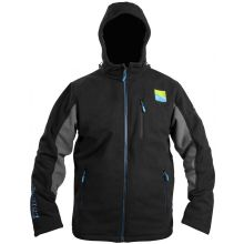 Preston Windproof Hooded Fleece - M