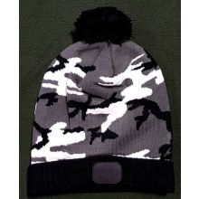 RidgeMonkey Camo Bobble - Black/White