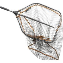 Savage Gear Pro Folding Rubber Large Mesh Landing Net - XL
