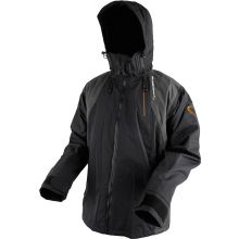 Savage Gear Black Savage Jacket Grey - M