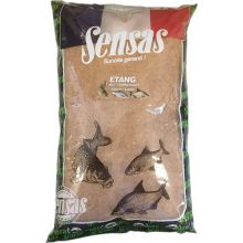 Sensas Amorce 4 kg - Stillwasser