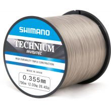Shimano Technium Invisitec Meterware - 0,355 mm - 12,0 kg