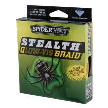 SpiderWire Stealth Glow-Vis Braid 137 m - 0,20 mm