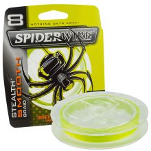 SpiderWire Stealth Smooth 8 Yellow Meterware - 0,10 mm - 9,2 kg
