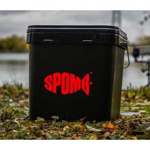 Spomb Square Bucket 17 l