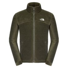 The North Face Men`s Genesis Jacket Black Ink Green - XXL