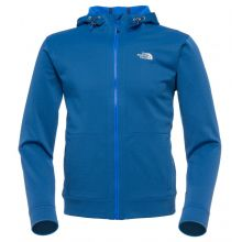 The North Face Men`s Mittellegi Full Zip Hoodie - Natical Blue - L