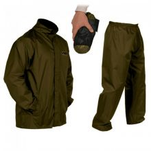 Vass Tex Light Packaway Jacket and Trouser Set L