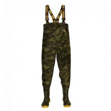Vass Tex 785 Heavy Duty Camouflage Waders 46
