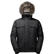 Jack Wolfskin Brockton Point Men Black - XXL