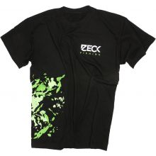 Zeck Fishing Green Spotty T-Shirt 3XL